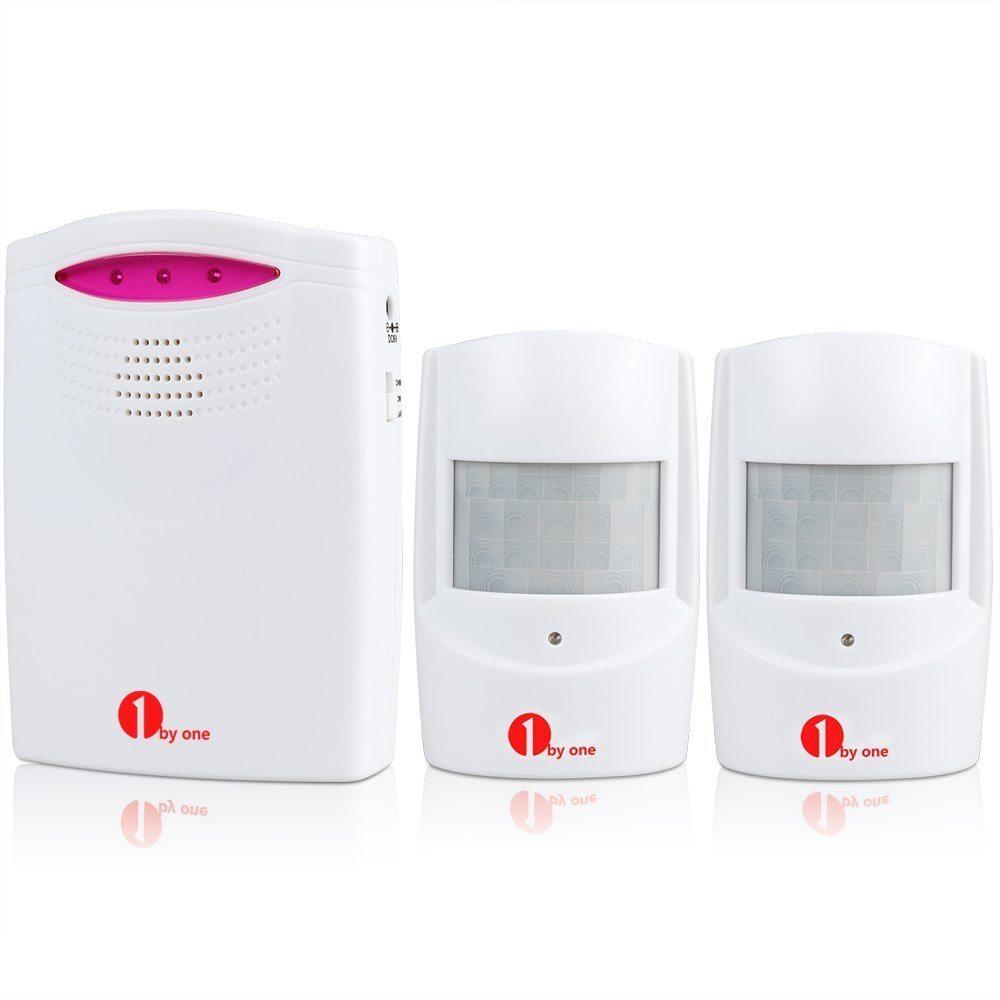 1byone Wireless Home Security Driveway Alarm