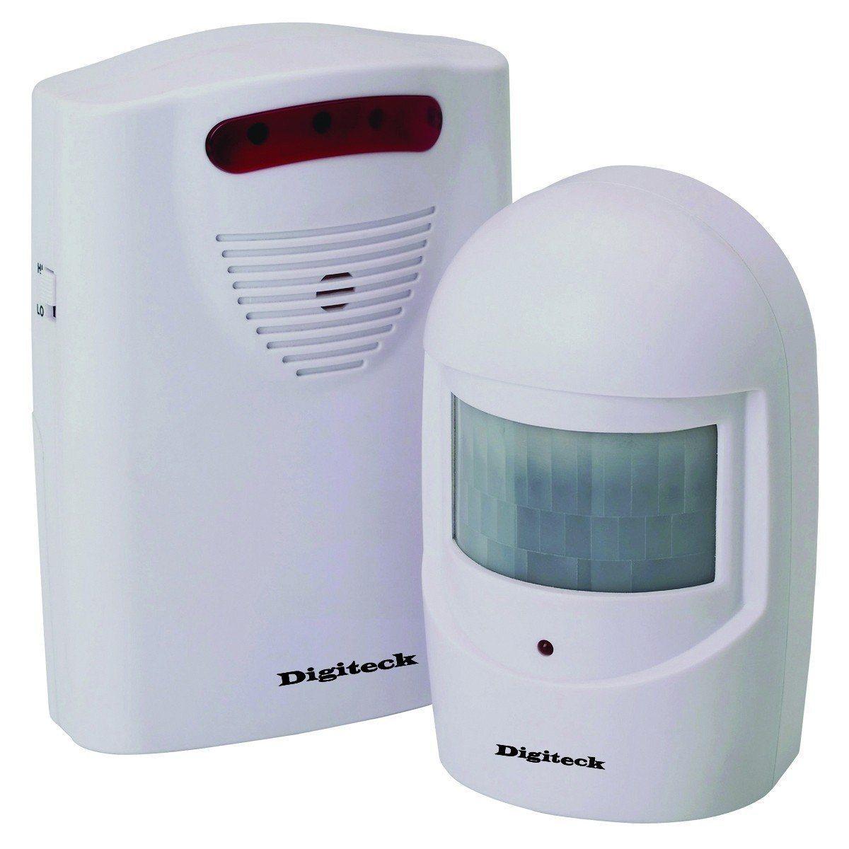 A9- DIY Wireless Weatherproof Garden, Shed, Driveway, Garage, Outbuilding Burglar Security Alarm