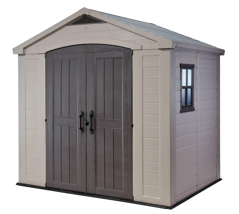 best plastic garden shed