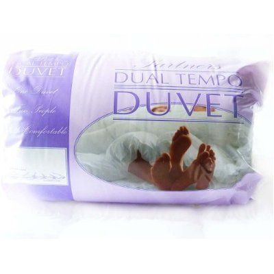duvet for both hot and cold