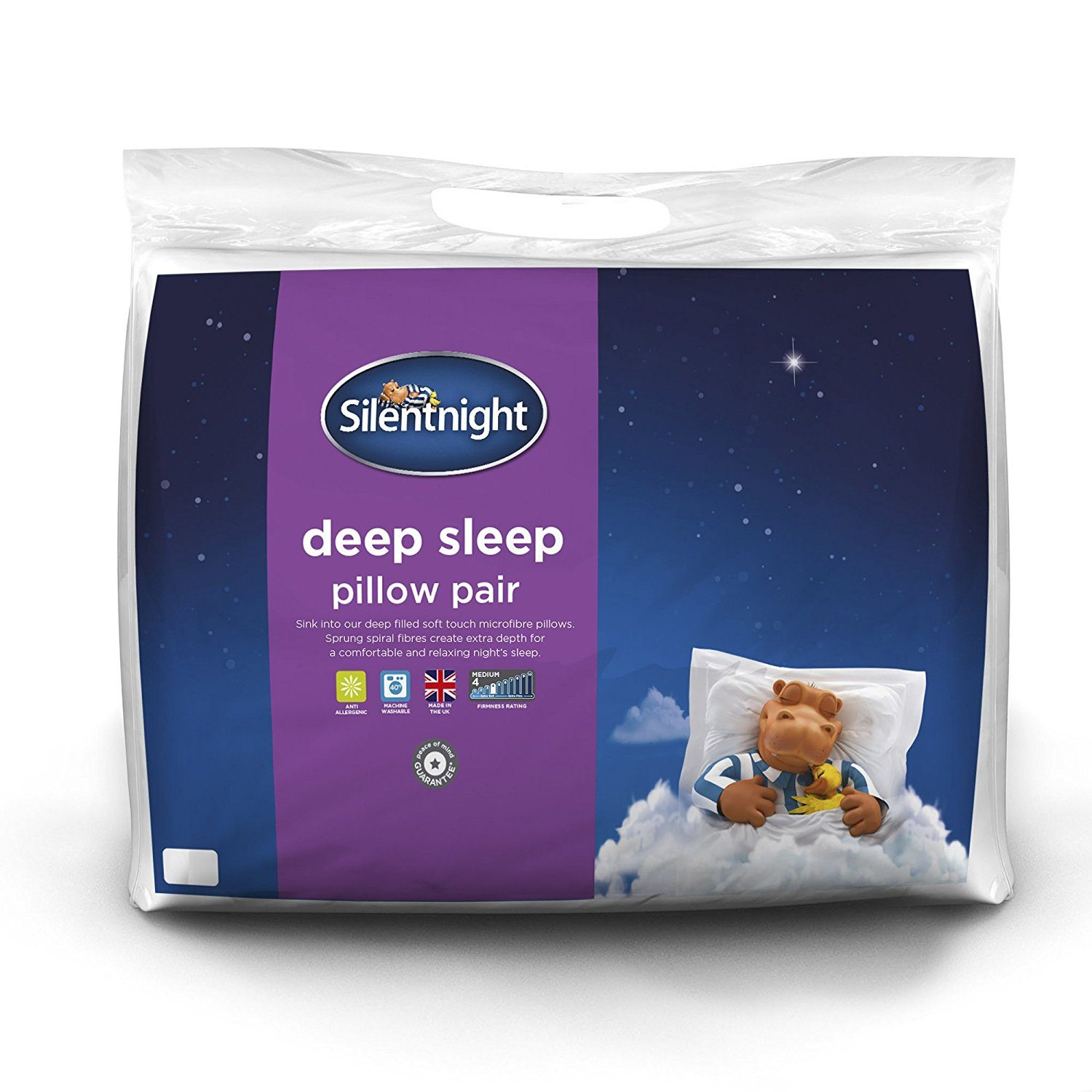 Silentnight Deep Sleep Pillow Review