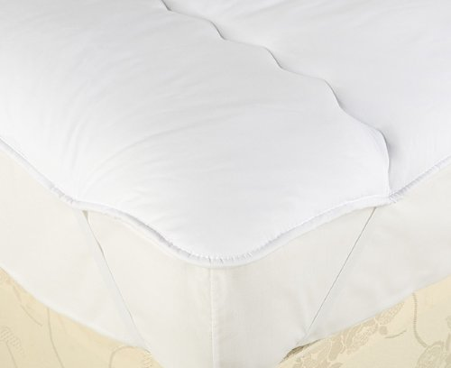 The Bettersleep Company Brand Hotel Quality Microfibre Mattress Topper