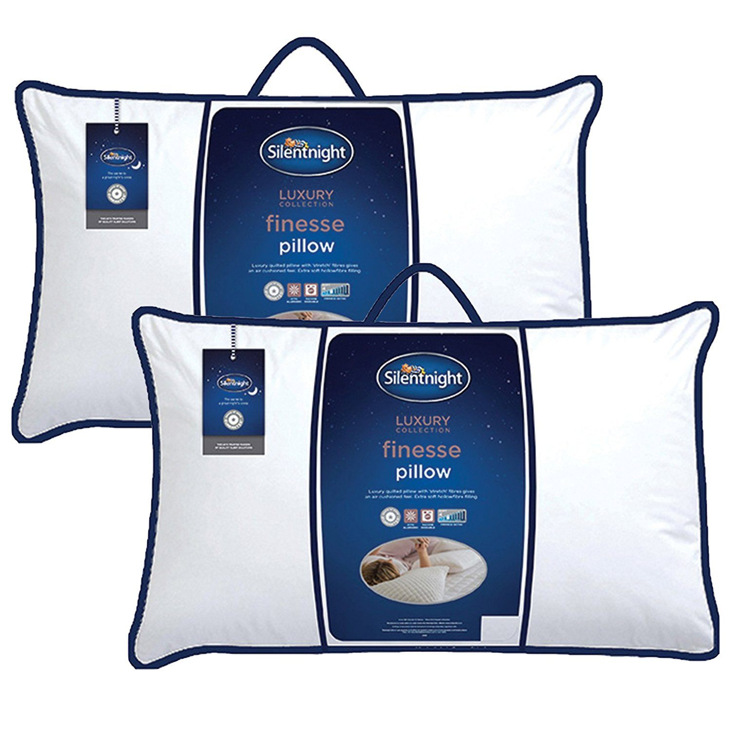 Silentnight Finesse Pillow Reviews