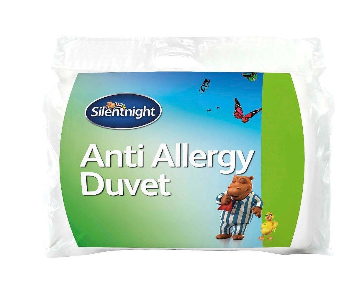 Silentnight Anti-Allergy Duvet Packaging