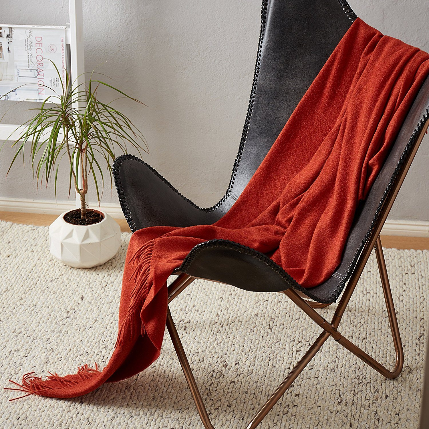 best alpaca throws for chairs and beds