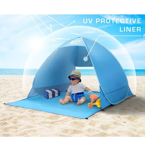Active Era® Pop Up Beach Tent