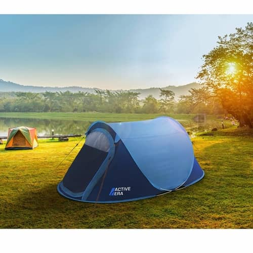 Active Era® Upgraded Large 2 Person Pop Up Tent