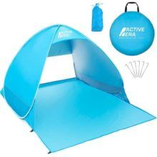 no 4 rated pop up tent