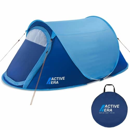 no 9 rated pop up tent