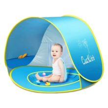 no 3 rated pop up beach tent