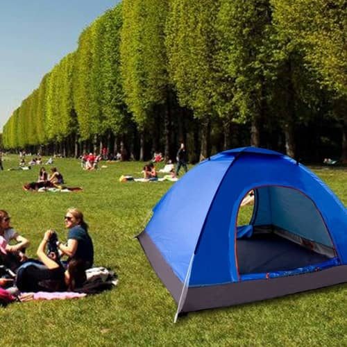 Instant Automatic Pop Up Tent, Portable Beach Tent