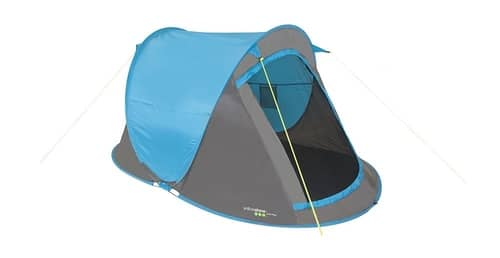 no 10 rated pop up tent