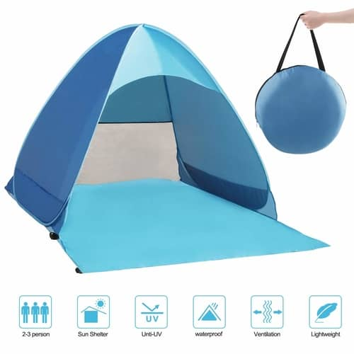 no 1 rated pop up tent