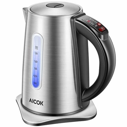 popular multi temperature kettles