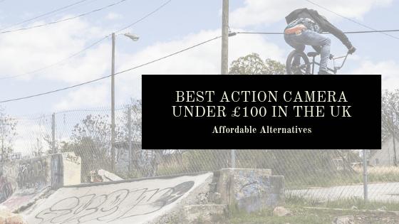 action camera under £100 UK