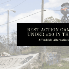 action camera under £50