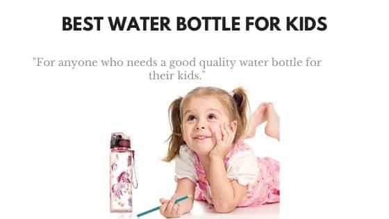 water bottles for kids